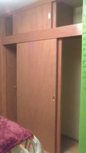 Elaboración de closet